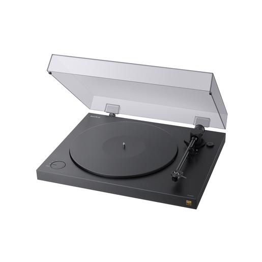 Image of Sony PSHX500 piatto audio Giradischi con trasmissione a cinghia Nero