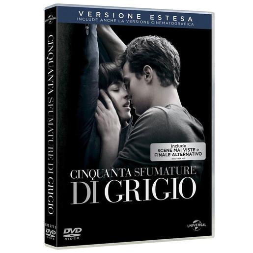 Image of Cinquanta sfumature di grigio (DVD)