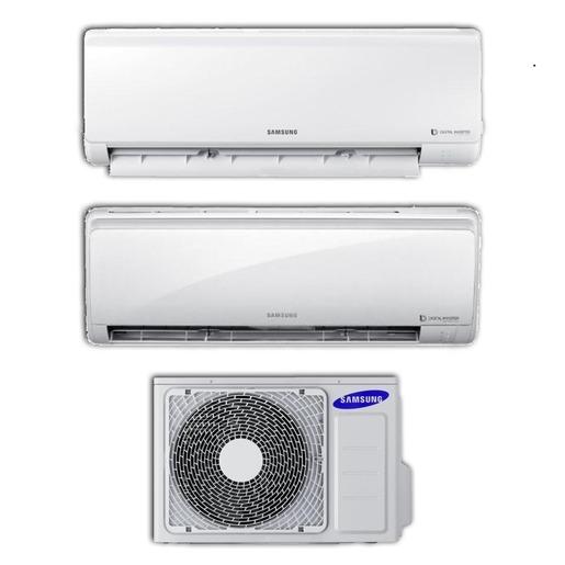 Image of Samsung AJ040NCJ2EG + AR09NXFPEWQNEU + AR12NXFPEWQNEU condizionatore d