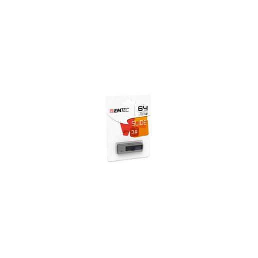 Emtec B250 Slide unità flash USB 64 GB USB tipo A 3.2 Gen 1 (3.1 Gen 1