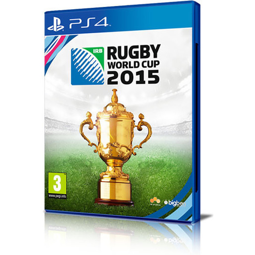 Image of Rugby World Cup 2015 - PlayStation 4