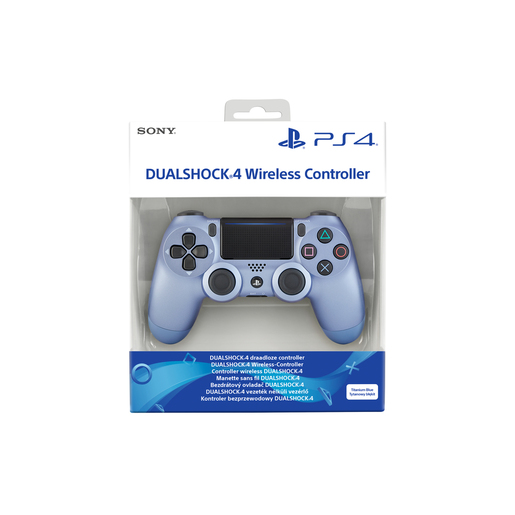Sony DualShock 4 Gamepad PlayStation 4 Analogico/Digitale Bluetooth Bl
