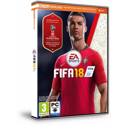 Image of FIFA 18 - PC (CIAB)
