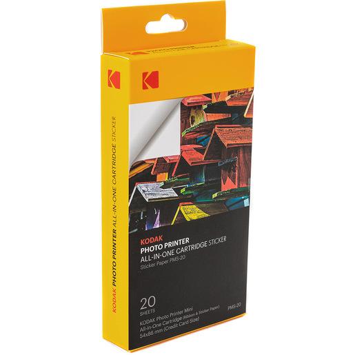 Image of Kodak PMC-20 carta fotografica