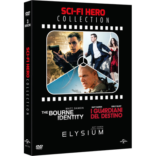 Sci Fi Hero collection (DVD)