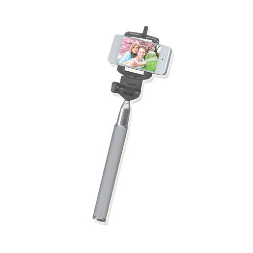 Image of Reporter selfie stick