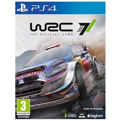 WRC 7 PlayStation 4 ITA videogioco
