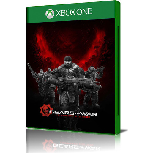 Image of Gears of war: ultimate edition - Xbox One