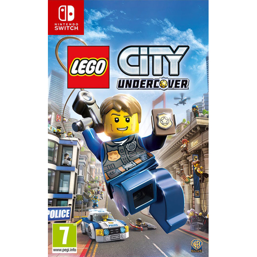 Image of LEGO City Undercover, Switch