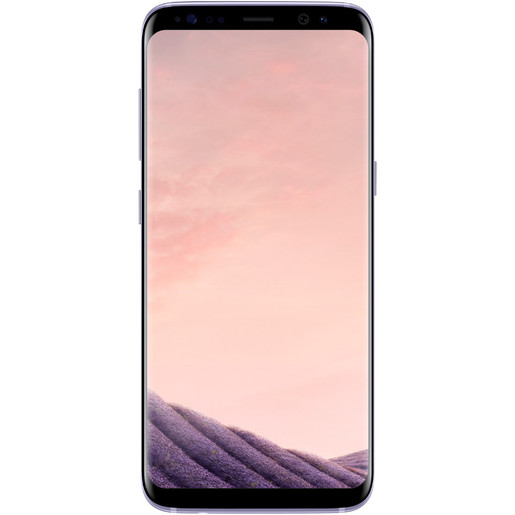 Image of Samsung Galaxy S8 4G 64GB Orchid grey smartphone
