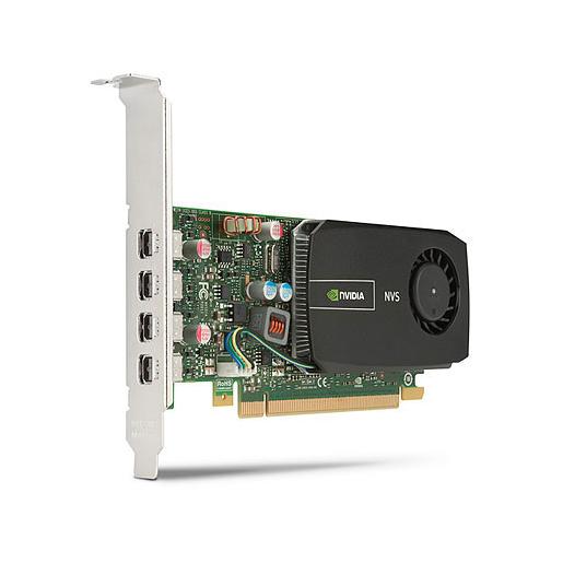 Image of Lenovo 0B47077 scheda video NVS 510 2 GB GDDR3