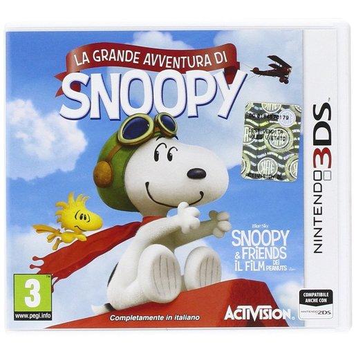 Image of La grande avventura di Snoopy - Nintendo 3DS