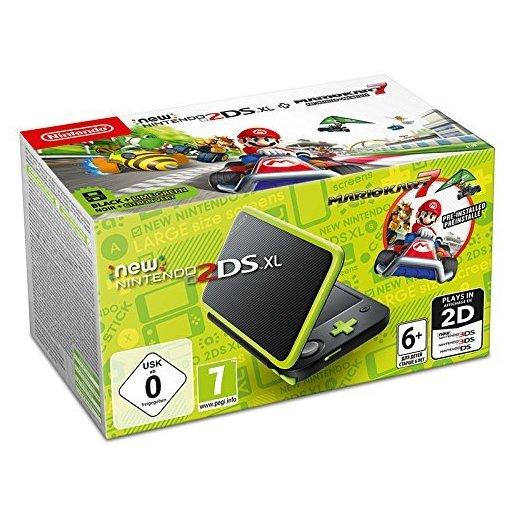 Nintendo New 2DS XL Nero