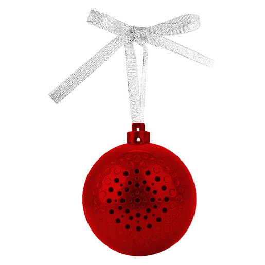 Image of PURO Christmas ball Altoparlante portatile mono Rosso