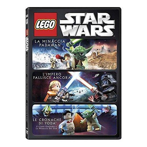 Image of Star Wars - trilogia LEGO® (DVD)