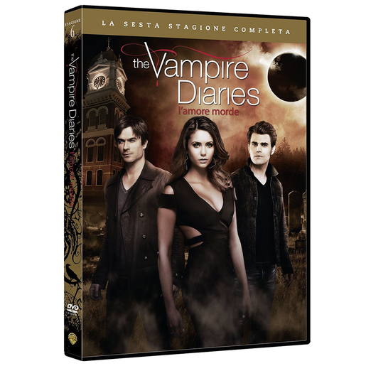 Image of The Vampire Diaries: L'amore Morde - Stagione 6 (5 DVD)