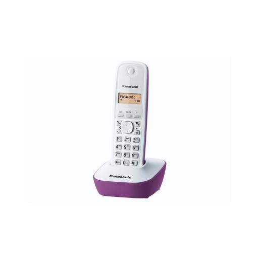 Image of Panasonic KX-TG1611 Bianco Fucsia