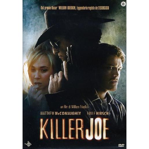 Killer Joe, film (DVD)
