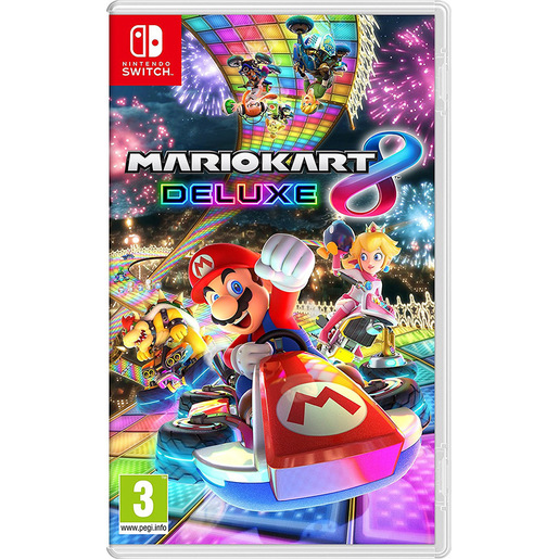 Nintendo Mario Kart 8 Deluxe videogioco Nintendo Switch Basic Inglese