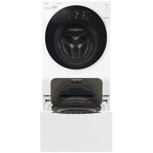 Image of        LG TWINWash Libera installazione Carica frontale 12/8kg 1400Giri/min A