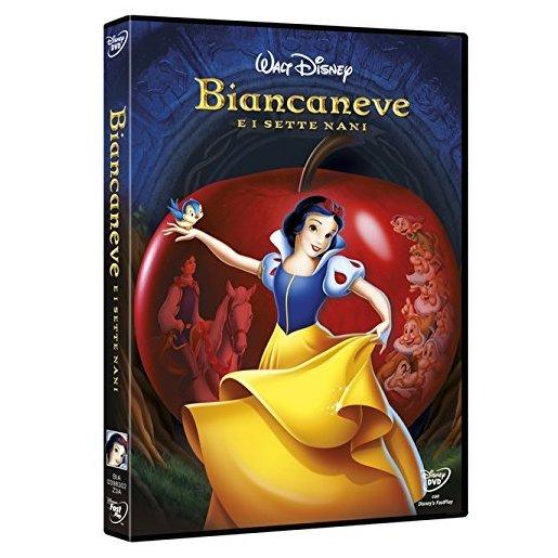 Image of Biancaneve e i sette nani (DVD)