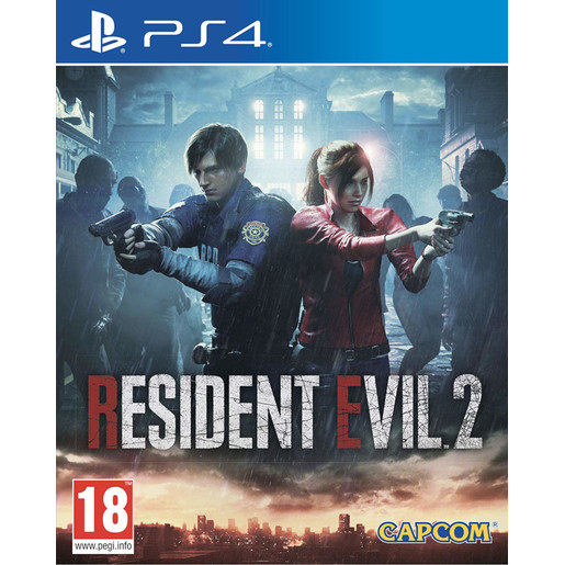 Image of Resident Evil 2 - Playstation 4