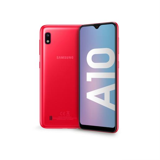 Image of Samsung Galaxy A10 SM-A105 15,8 cm (6.2'') 2 GB 32 GB Doppia SIM Rosso