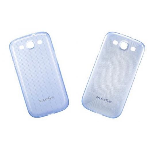 Image of Samsung EFC-1G6S Cover Blu, Trasparente