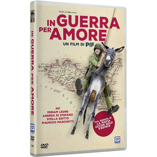 Image of In guerra per amore (DVD)