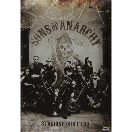 Image of Sons of Anarchy - Stagione 4 (DVD)
