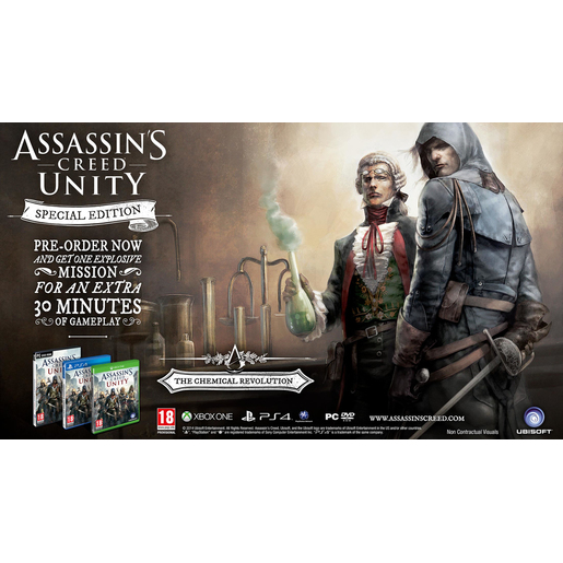 Image of Ubisoft Assassin's Creed: Unity - Special Edition, Xbox One