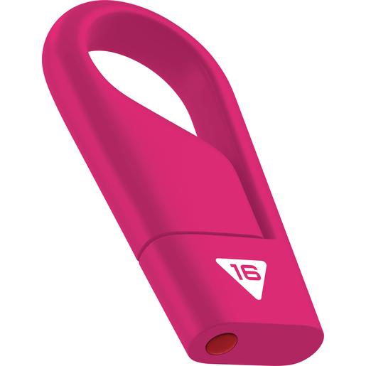 Image of Emtec Hook 16GB unità flash USB USB tipo A 2.0 Rosa