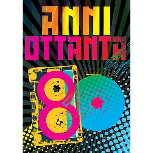 Anni Ottanta 4CD+Libro