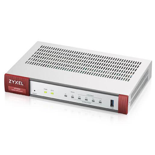 Image of ZyXEL VPN Firewall VPN 50 firewall (hardware) 800 Mbit/s
