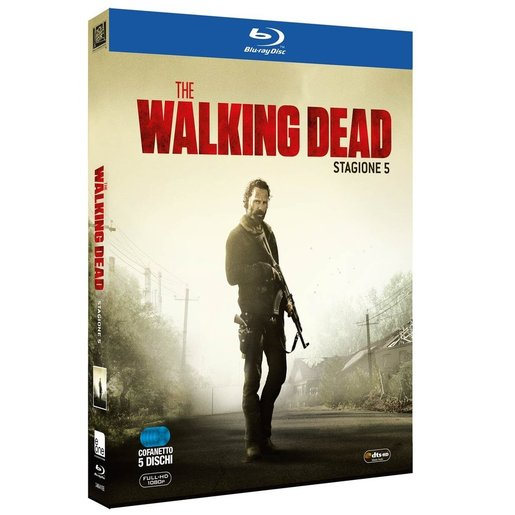 Image of The Walking Dead - stagione 5 (Blu-Ray)