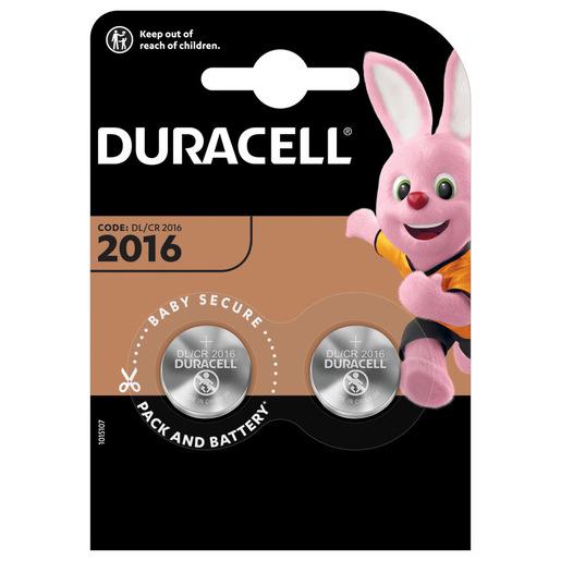 Image of Duracell Litio - 2016 - Formato da 2
