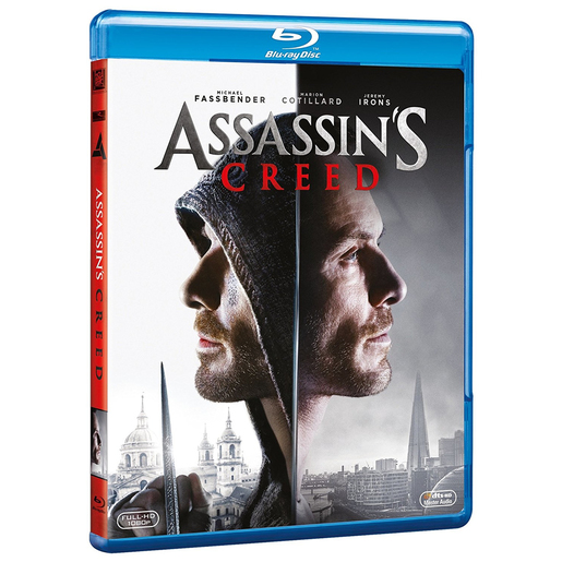 Assassin's Creed (Blu-ray) 2D