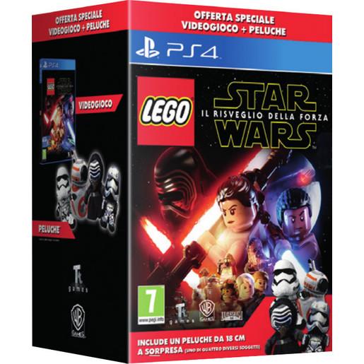 Image of Lego Star Wars: il risveglio della Forza + peluche- PlayStation 4