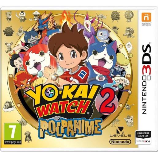 Image of        Yo-Kai Watch 2: Polpanime - Nintendo 3DS