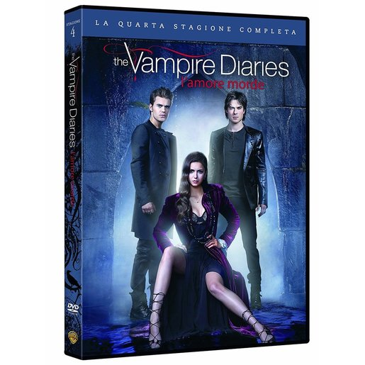 Image of The vampire diaries - L'amore morde Stagione 04 (DVD)