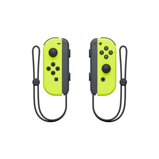Nintendo Switch Neon Yellow Joy Con Controller Set Gamepad Nintendo Sw