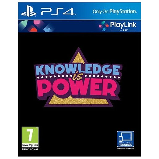 Sapere è potere - Playstation 4