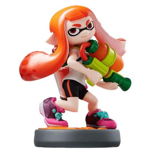 Image of Nintendo amiibo Splatoon ragazza Inkling