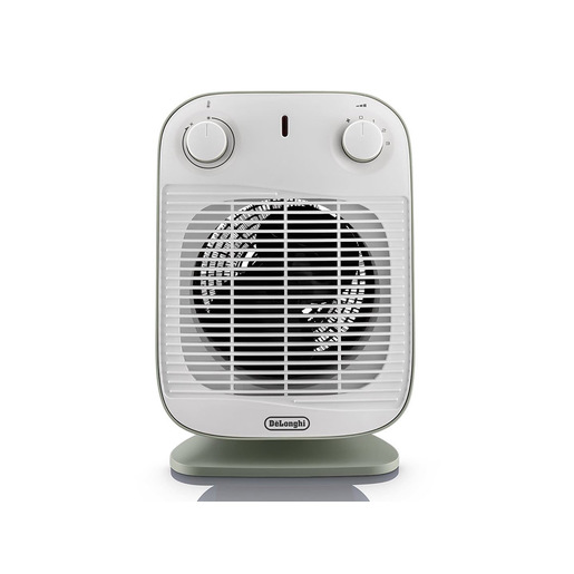 Image of De'Longhi HFS50B20.GR Interno Verde, Bianco 2000 W Riscaldatore ambien