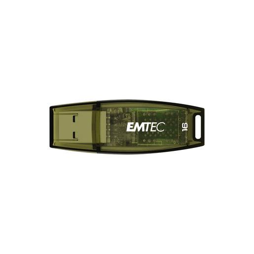 Emtec C410 unità flash USB 16 GB USB tipo A 2.0 Arancione