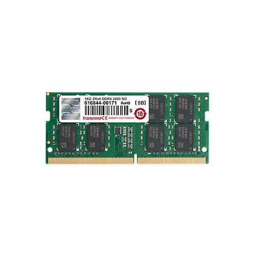 Transcend 16GB DDR4 2400 memoria 2400 MHz