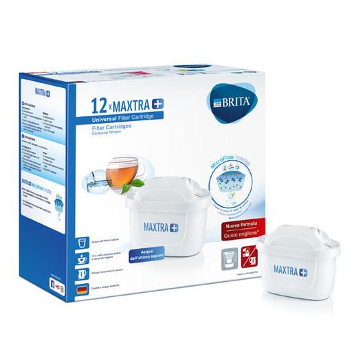 Image of        Brita Filtri potenziati MAXTRA + per caraffa filtrante - Pack 12