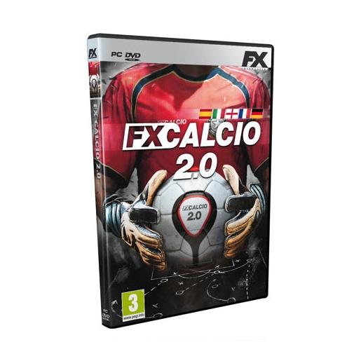 Image of FX Interactive FX Calcio 2.0, PC Basic PC ITA videogioco