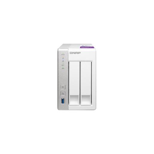 QNAP TS 231P server NAS e di archiviazione AL212 Collegamento ethernet