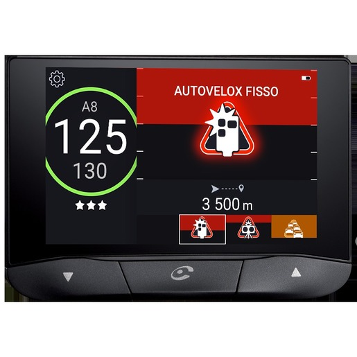 COYOTE S 4 Touch screen I